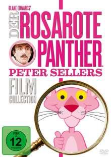 Der rosarote Panther Film-Collection, 5 DVDs