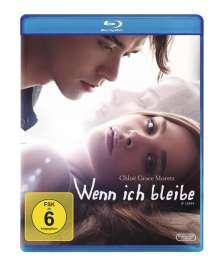 Wenn ich bleibe (Blu-ray), Blu-ray Disc