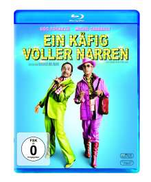 Ein Käfig voller Narren (Blu-ray), Blu-ray Disc