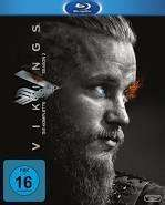 Vikings Season 2 (Blu-ray), 3 Blu-ray Discs