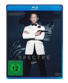 James Bond: Spectre (Blu-ray), Blu-ray Disc