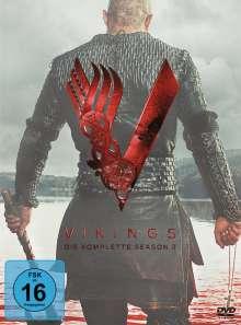 Vikings Season 3, 3 DVDs