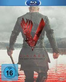 Vikings Season 3 (Blu-ray), 3 Blu-ray Discs