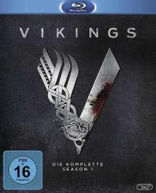 Vikings Season 1 (Blu-ray), 3 Blu-ray Discs