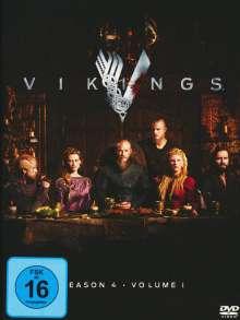 Vikings Season 4 Box 1, 3 DVDs