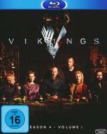 Vikings Season 4 Box 1 (Blu-ray), 3 Blu-ray Discs