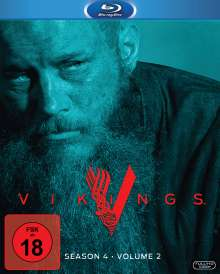 Vikings Season 4 Box 2 (Blu-ray), 3 Blu-ray Discs