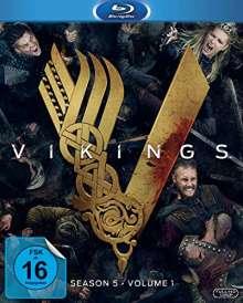 Vikings Season 5 Box 1 (Blu-ray), 3 Blu-ray Discs