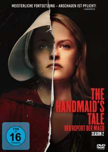 The Handmaid's Tale Season 2, 5 DVDs