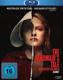 The Handmaid's Tale Season 2 (Blu-ray), 4 Blu-ray Discs
