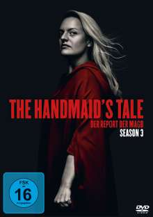The Handmaid's Tale Season 3, 5 DVDs