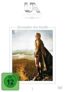 Alexander der Große, DVD