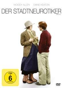 Der Stadtneurotiker, DVD