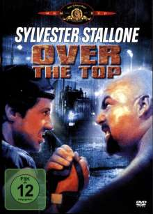 Over The Top, DVD