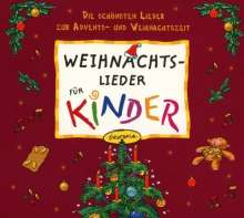 Weihnachtslieder für Kinder, CD