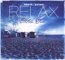 Blank & Jones: Relax Edition One, 2 CDs