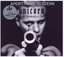 Apoptygma Berzerk: Unicorn & The Harmonizer, 1 CD und 1 DVD