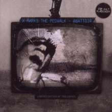 X-Marks The Pedwalk: Abattoir (Ltd.Edition), CD
