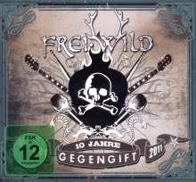 Frei.Wild: Gegengift (10 Jahre) (2CD + DVD), 3 CDs
