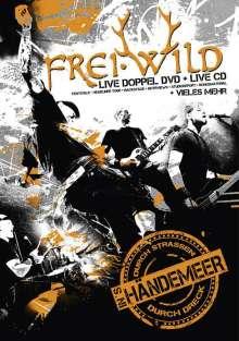 Frei.Wild: Händemeer, 3 DVDs