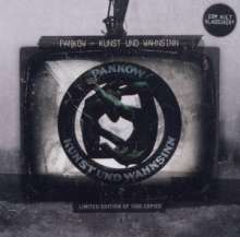 Pankow: Kunst und Wahnsinn (Limited Edition), CD