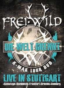 Frei.Wild: Die Welt brennt: Live in Stuttgart, 2 DVDs