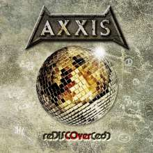 Axxis: Rediscovered, CD