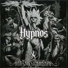 Hypnos (Tschechien): Heretic Commando, CD
