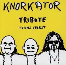 Knorkator: Tribute to uns selbst, CD