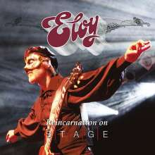 Eloy: Reincarnation On Stage (Live), 2 CDs