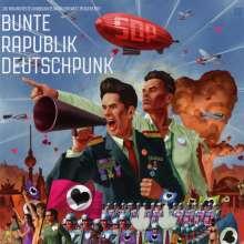 SDP: Bunte Rapublik Deutschpunk, CD