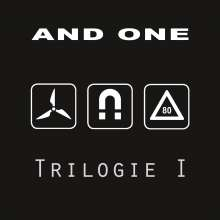 And One: Magnet - Trilogie Edition (180g) (Colored Vinyl), 3 LPs