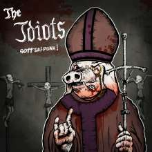 The Idiots: Gott sei Punk (Limited Edition) (Red Vinyl), LP