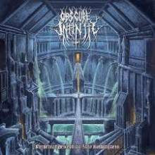 Obscure Infinity: Perpetual Descending Into Nothingness, CD