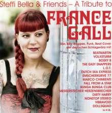 Steffi Bella & Friends: A Tribute To France Gall, 2 CDs