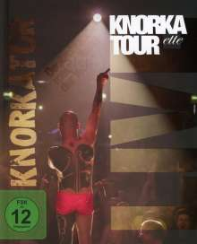 Knorkator: Knorkatourette, Blu-ray Disc