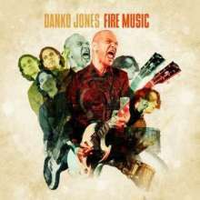 Danko Jones: Fire Music (Limited Edition) (Green Vinyl), LP