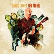 Danko Jones: Fire Music (Limited Edition) (Red Vinyl), LP