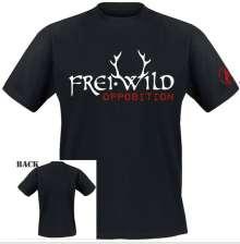 Frei. Wild: Opposition (Gr.L), T-Shirt