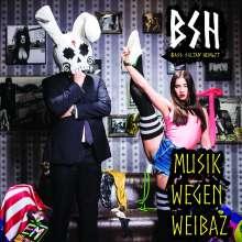 Bass Sultan Hengzt: Musik wegen Weibaz (Limited Boxset), 3 CDs