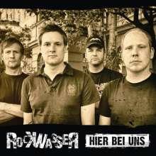 Rockwasser: Hier bei uns (Re-Release), CD