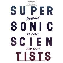 Motorpsycho: Supersonic Scientists (remastered), 2 LPs