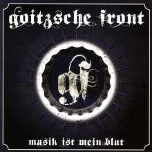 Goitzsche Front: Musik ist mein Blut, CD