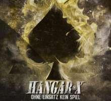 Hangar X: Ohne Einsatz kein Spiel (Re-Release), CD
