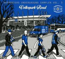 Volkspark Road: Supporters Underground Sampler Vo. 3, CD