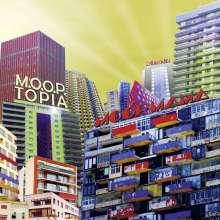 Moop Mama: M.O.O.P.Topia (180g) (Limited Edition) (Dark Blue Vinyl), 2 LPs