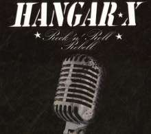 Hangar X: Rock 'N' Roll Rebell (Re-Release), CD