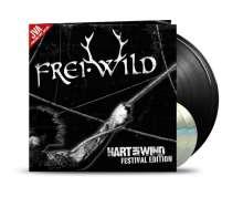 Frei. Wild: Hart am Wind (JVA - Jubiläums Vinyl Auflage) (Limited Festival Edition), 2 LPs