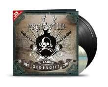 Frei. Wild: Gegengift (JVA - Jubiläums Vinyl Auflage) (Limited Edition), 2 LPs