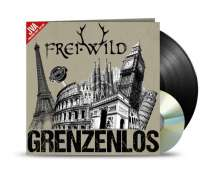 Frei.Wild: Grenzenlos (JVA - Jubiläums Vinyl Auflage) (Limited Edition), 1 LP und 1 CD